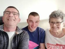 Westlander Mark Visser zit in lockdown in Frankrijk: 'Je houdt wel wat geld over'