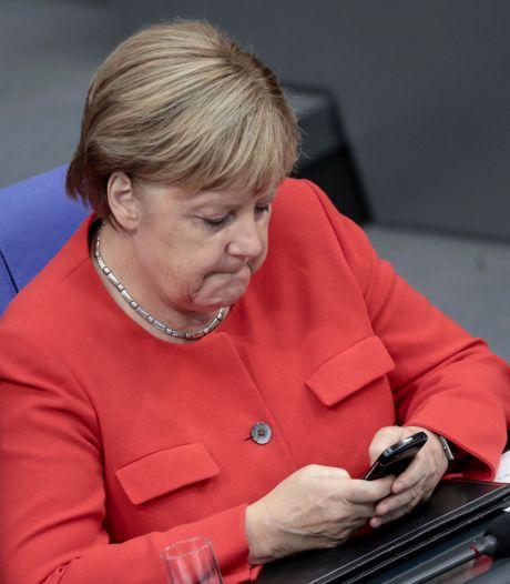 Les données personnelles de politiciens allemands divulgées sur Internet