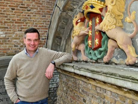 Gouwenaar Ronald Verkuijl komende vier jaar in dienst van de koning: 'Ik ga veel leren'