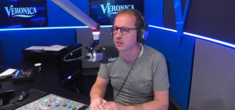 Edwin Evers plotseling terug op de radio: 'Dat smaakt naar meer!'