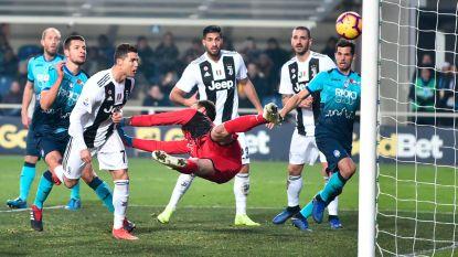 Joker Ronaldo redder in nood