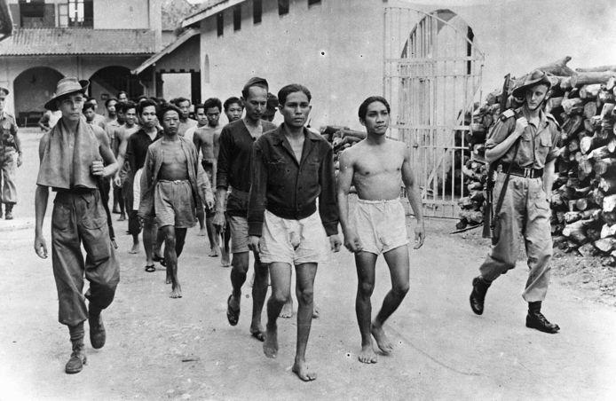 Politionele maatregelen, 22 juli 1947.