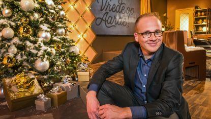 """'Vrede op aarde'-presentator Sven de Leijer blikt terug én vooruit: """"Ik bekijk de wereld graag door een roze bril. Zonder naïef te zijn"""""""