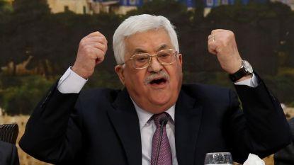 Israël heeft Oslo-akkoorden opgeblazen, zegt Abbas