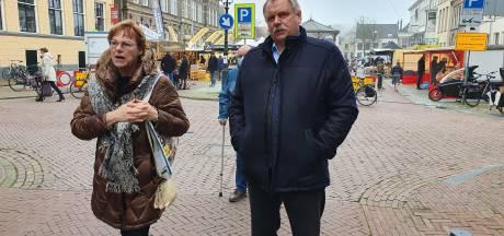 Gemeente Kampen: zaterdagmarkt misschien toch definitief op Nieuwe Markt