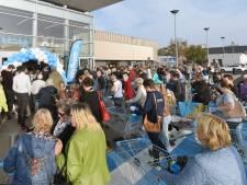 Grote drukte bij vernieuwde Albert Heijn XL in Vlissingen