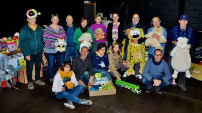 Kwb Machelen verzamelt 2.700 stuks speelgoed