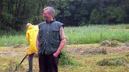 """Rechtbank beveelt internering voor man die riek in gezicht van buur plant: """"Voorbedachtheid is uitgesloten"""""""