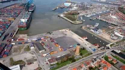Oosterweel wordt gebouwd in...Zeebrugge