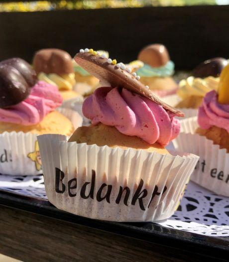 Voor elkaar: 1500 cupcakes voor de medewerkers van de Archipel