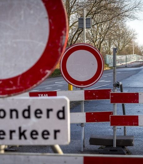 'Witte brug' Kockengen per direct dicht