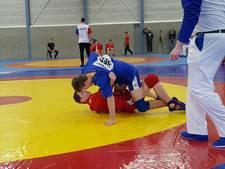 Vechtdal succes op internationaal Sambo toernooi in Ommen