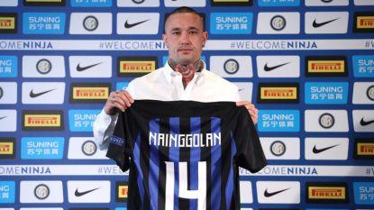 """Radja Nainggolan voorgesteld bij Inter: """"Belangrijke stap in mijn loopbaan"""""""