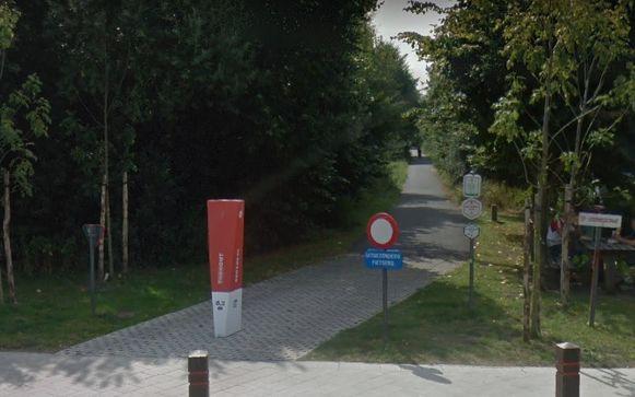 De Groene 62 is enkel voorbehouden aan fietsers en voetgangers. Speed pedelecs en bromfietsen zijn niet toegelaten.