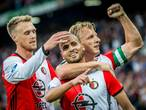 Dit waren de cruciale momenten voor Feyenoord op weg naar de titel