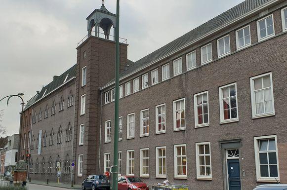 Het cultureel centrum in de Pastoor de Katerstraat.