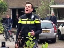 Zingende agent aangeslagen door diefstal: 'Met deze gitaar ben ik vijfde geworden bij Idols!'