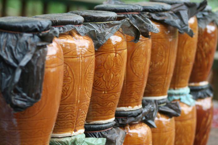 Rijstwijn is populair in Cambodja, maar bij verkeerd stoken wordt het giftig.