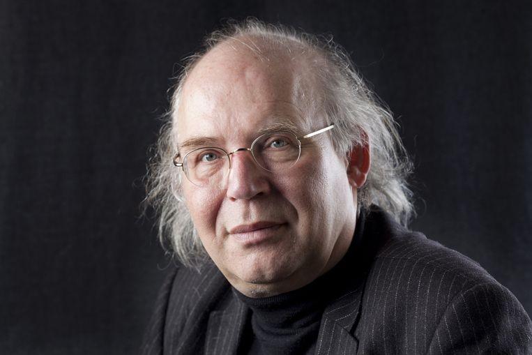 Dirk-Jan van Baar. Beeld Rob Huibers