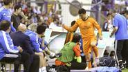Portugal en Real halen opgelucht adem: blessure Ronaldo valt mee