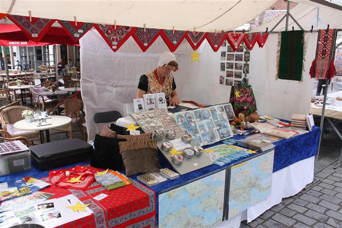 Archief: Toeristenmarkt
