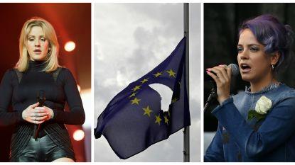 Zo reageren bekende Britten op Brexit