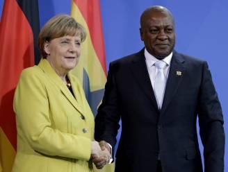 Ghanese president vraagt Europese steun in militaire strijd tegen Boko Haram