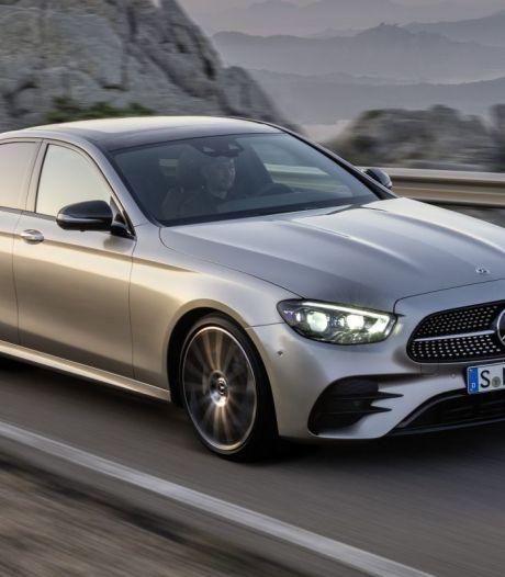 Vernieuwde Mercedes E-Klasse: strakker en scherper