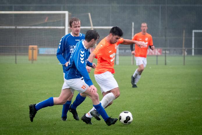 SC Oranje - Zelos
