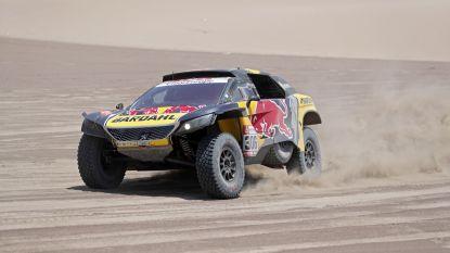 Derde etappezege voor Sébastien Loeb in Dakar, Quintanilla slaat dubbelslag bij motoren