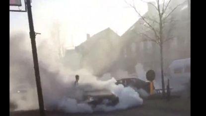 Opnieuw geweerschoten tijdens trouwstoet in Genk?