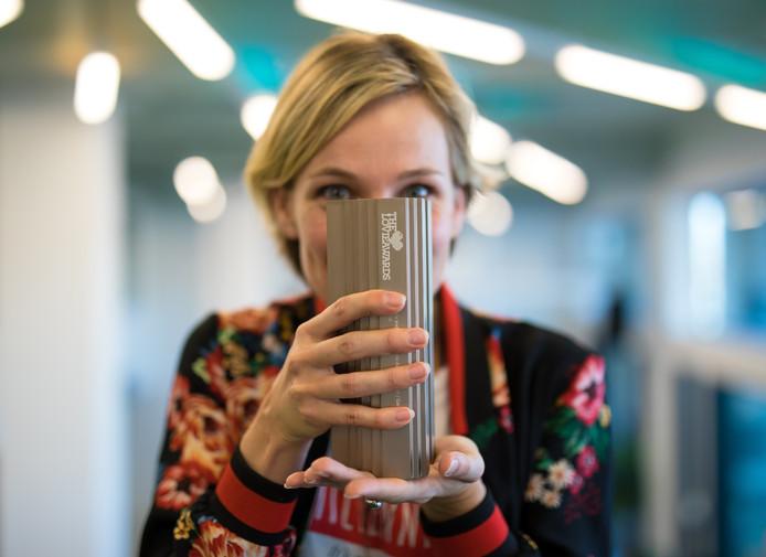 Haags programmeerbedrijf Q42 wint Lovie Awards.