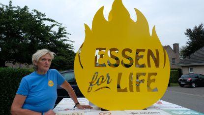 """De vlam brandt al in Essen: """"We hopen dat we weer kunnen tonen dat Essen dé warmste gemeente van Vlaanderen is"""""""