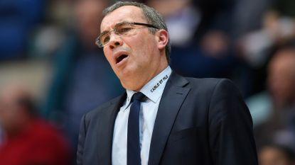 Yves Defraigne is nieuwe coach van Okapi Aalstar