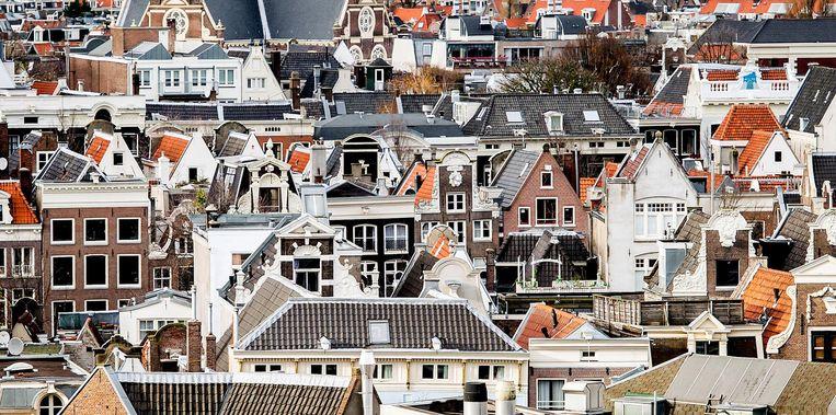 De corporatiekoepel verwacht over heel dit jaar maximaal 2000 huurwoningen te verkopen. Beeld anp