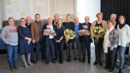 Open Vld zet afscheidnemende bestuursleden in de bloemetjes