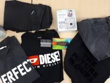 Twee winkeldieven aangehouden in Alphen