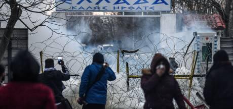 Erdogan: 18.000 migranten staken in 24 uur de grens met Europa over
