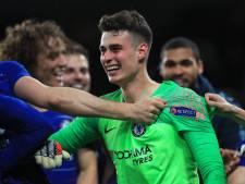 Chelsea wint na strafschoppen van Eintracht Frankfurt en zorgt voor Londense Europa League-finale