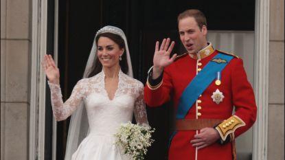 Wat vindt Kate Middleton hiervan? Britse prins William draagt nooit zijn trouwring