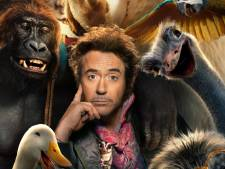 Even wat anders dan Iron Man: dit is Robert Downey Jr als dokter Dolittle