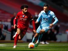 Liverpool accroché par Burnley mais toujours en course pour atteindre les 100 points