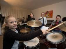 Little Sweet Peppers (8 en 10 jaar) zondag live in Doetinchem