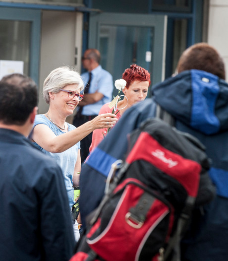 Eerste acht gevluchte Turken krijgen asiel in Nederland