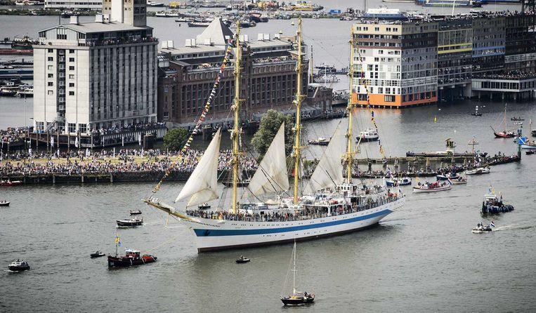 Sail. Beeld anp