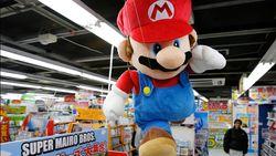 Mario is geen loodgieter meer