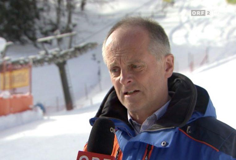 """""""De situatie is ondraaglijk"""", zegt Josef Gruber van het skigebied Grossarl."""