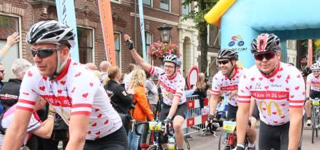 510 kilometer fietsen in de hartjestrui voor Xavi, Julian en Melvin