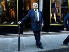 Le célèbre couturier français Pierre Cardin est mort