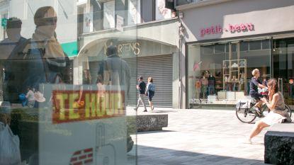 """Leegstand winkelpanden gestegen tot 11,4 procent: """"Maar door inspanningen voorbije jaren slechts beperkte stijging"""""""